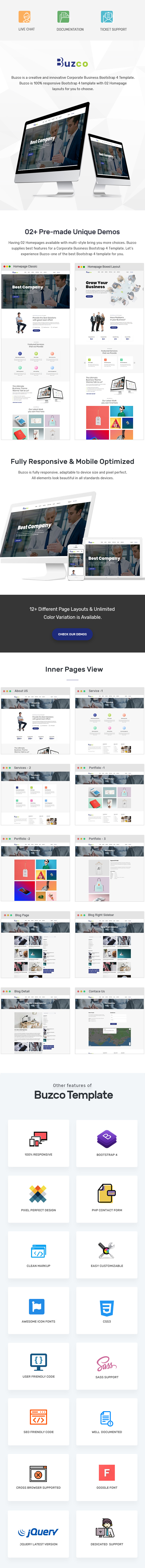 Bego – eCommerce Bootstrap 4 Template