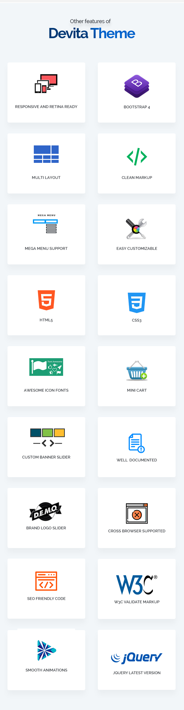 Devita - eCommerce Shopify Theme - 11