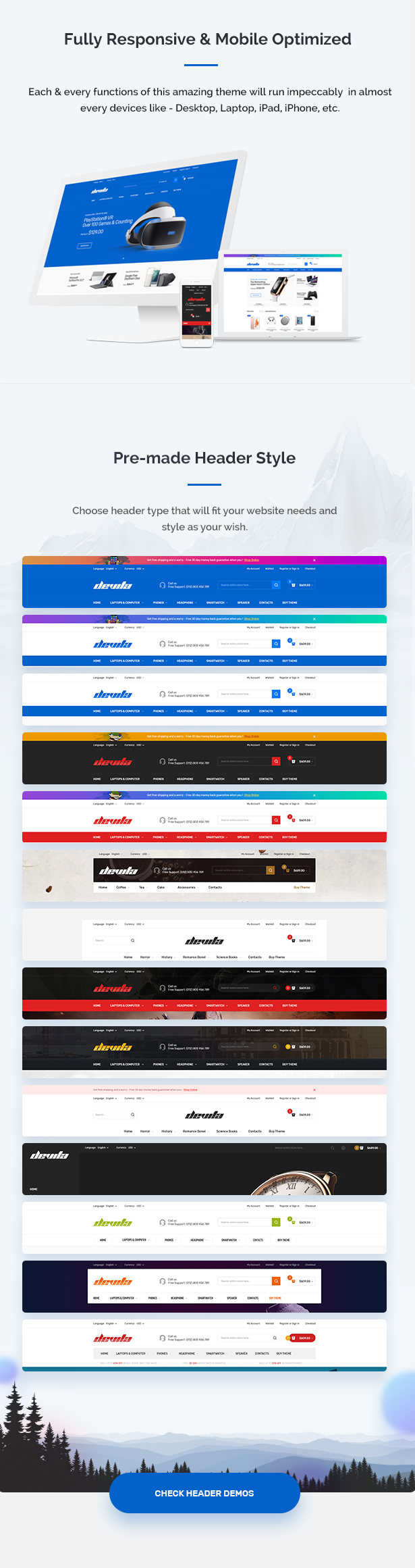 Devita - eCommerce Shopify Theme - 6