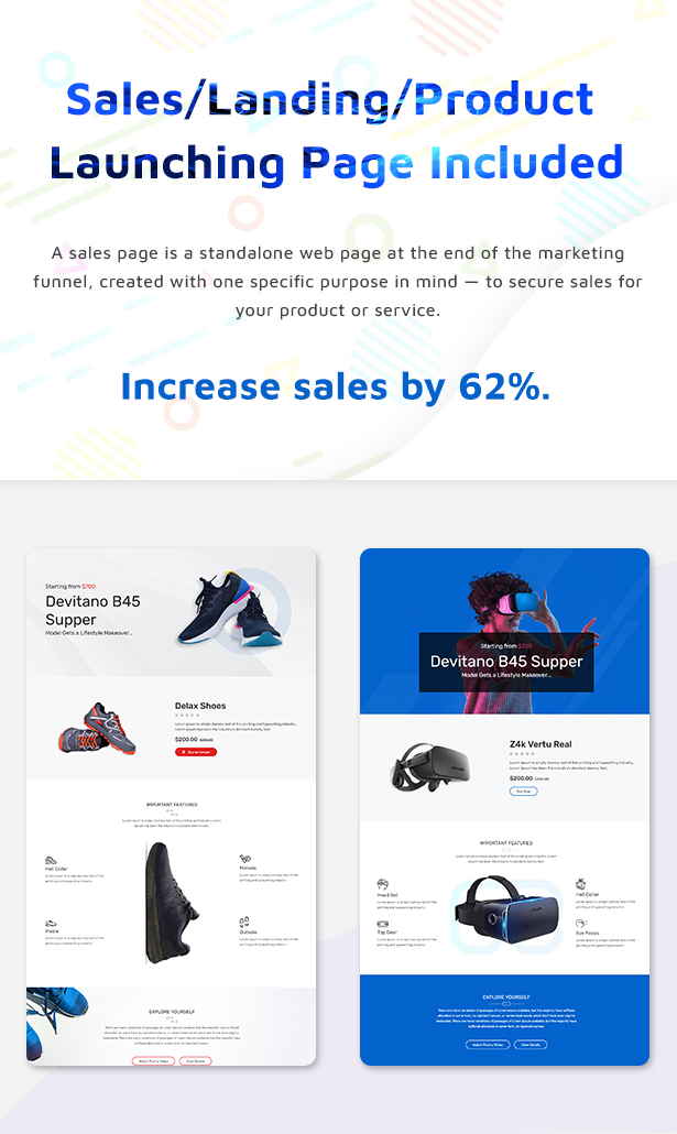 Devita - eCommerce Shopify Theme - 7
