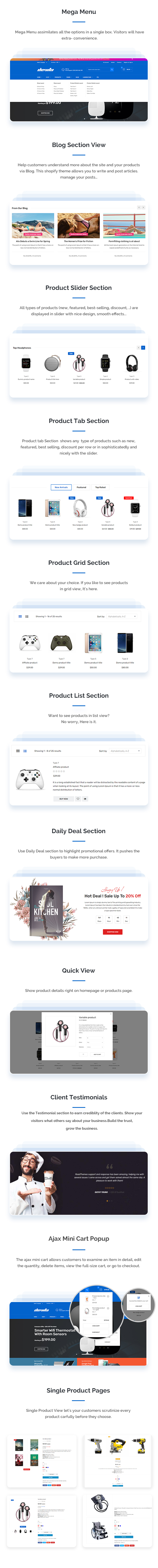 Devita - eCommerce Shopify Theme - 10