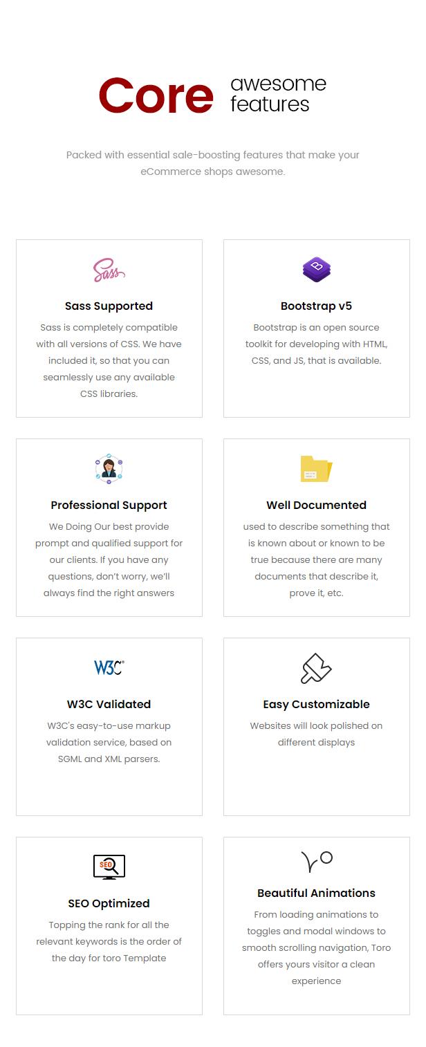 Mr.Bara - Multipurpose eCommerce HTML Template - 14