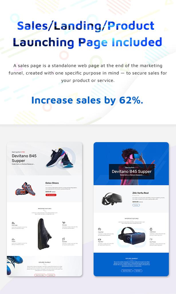 Devita - eCommerce Shopify Theme - 7