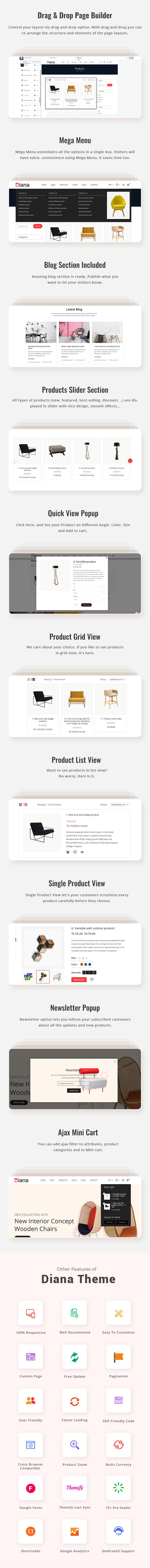 Furniture Responsive Shopify Theme