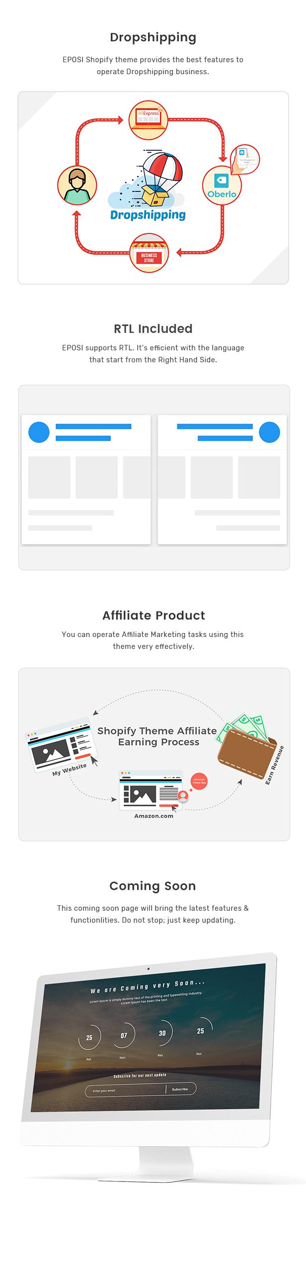 Eposi - Furniture Store Shopify Theme - 3