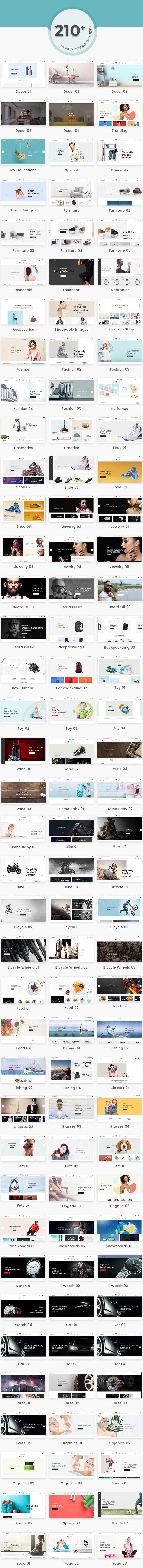 Lezada - Multipurpose Shopify Theme - 5
