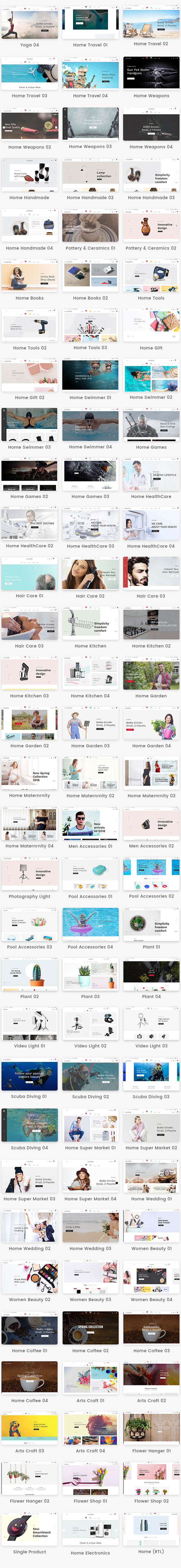 Lezada - Multipurpose Shopify Theme - 6