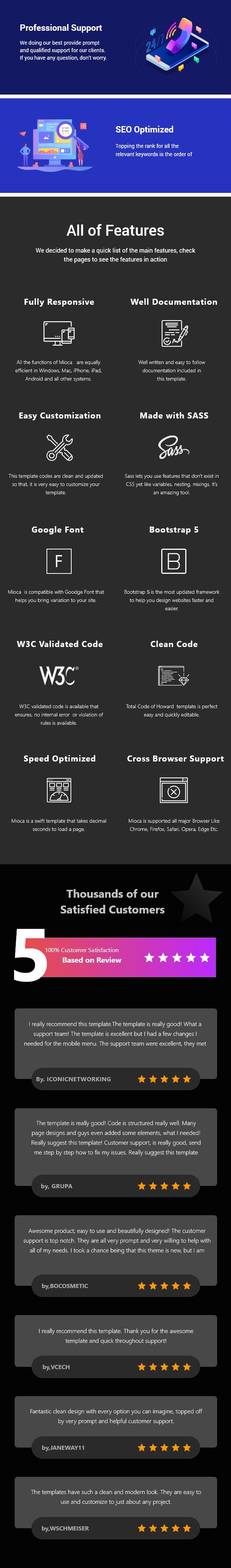 Mioca - Handmade Goods eCommerce HTML Template - 2