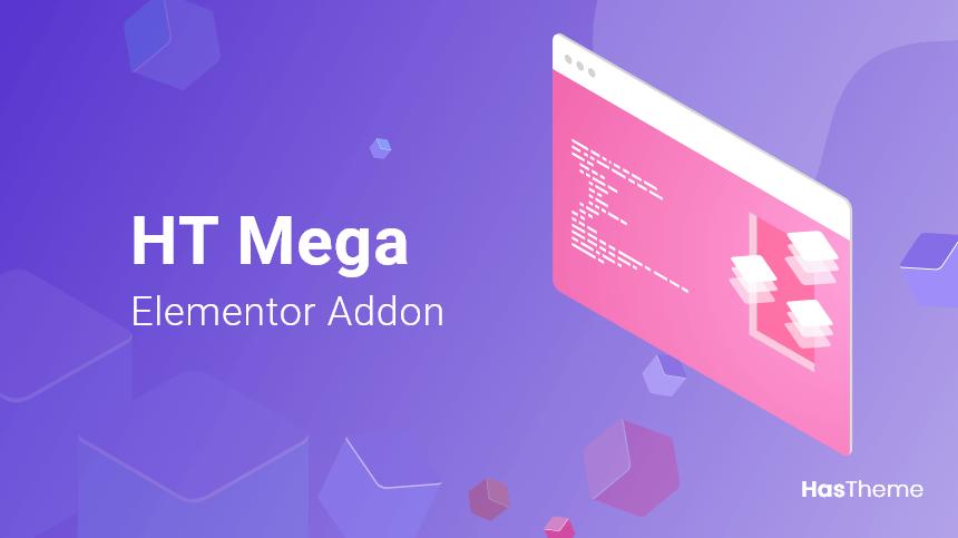 HT Mega Elementor Addon