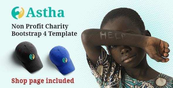 Astha Charity HTML5 Template