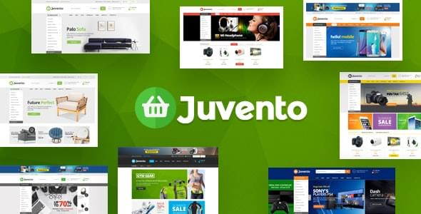 Juvento Furniture & Gym Store HTML Template